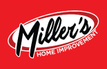 Miller's Home Improvement Logo