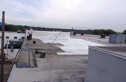 epdm flat roofing