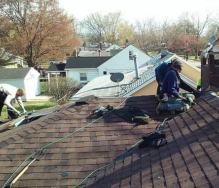 roof repair company warren mi