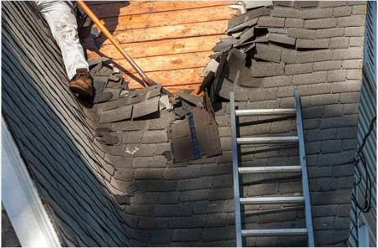 complete roof tear offs and remodel