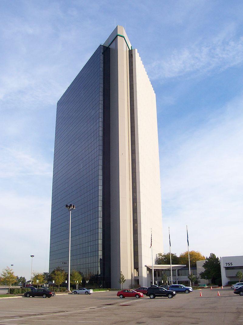 tallest building in Troy Mi