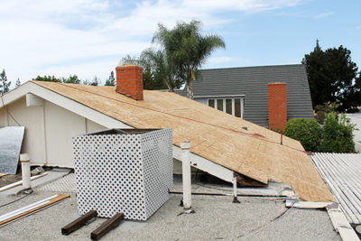 A word on roofing that needs to be replaced immediately.