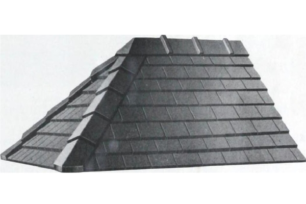 ridge vent used with metal shingles